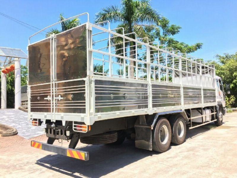 xe tải thùng khung mui Daewoo K9KEF
