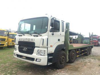 Xe chở máy công trình Hyundai HD320