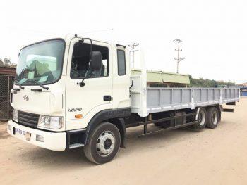 Xe tải thùng lửng HD210